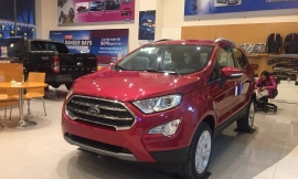 FORD ECOSPORT 1.0 ECOBOOST 2018