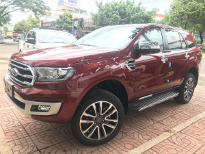 FORD EVEREST 2.0L Turbo TITANIUM 4×2 10 AT