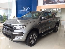 FORD RANGER WILDTRACK 2.0L Turbo 10 AT 4X2