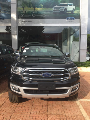 FORD EVEREST 2.0L Bi-Turbo TITANIUM 4×4 10 AT