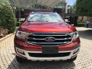 FORD EVEREST 2.0 Turbo trend 10AT